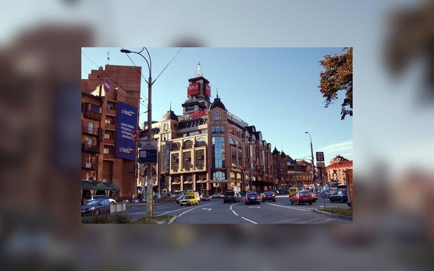 В Киеве затронули проблемы литовских экспортеров