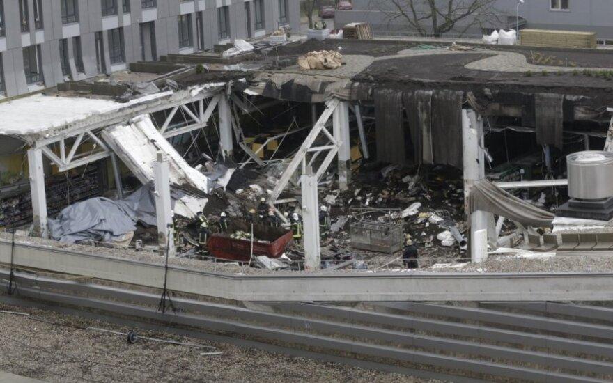 Трагедия в Золитуде: найдены фальшивые документы, касающиеся строительства