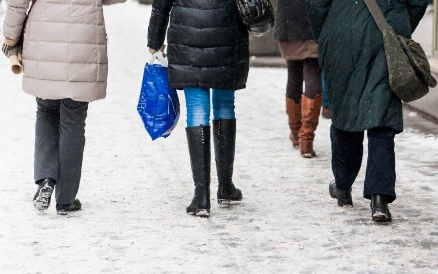 Зима набирает обороты