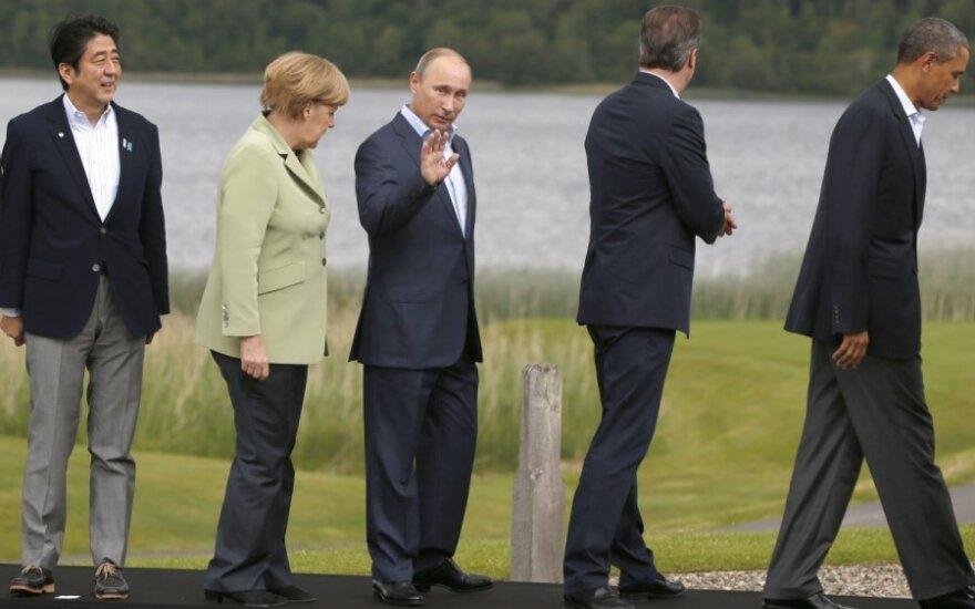 Мачюлис: Россия начинает новую холодную войну