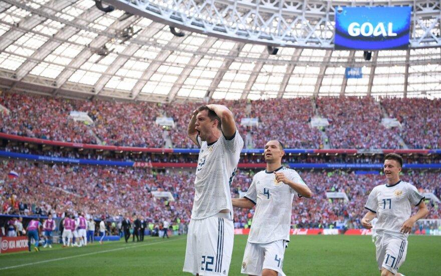 ЧМ-2018: Россия победила Испанию по пенальти и вышла в четвертьфинал