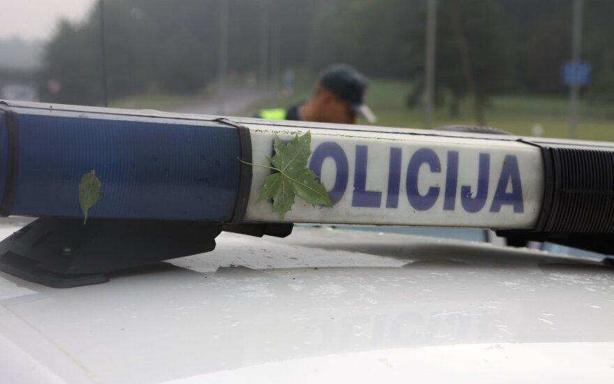 В Паневежском районе - авария со смертельным исходом