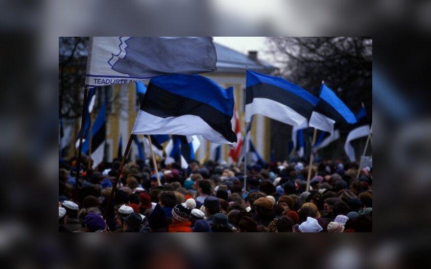 Сбежавший из РФ блогер: русские притесняют эстонцев