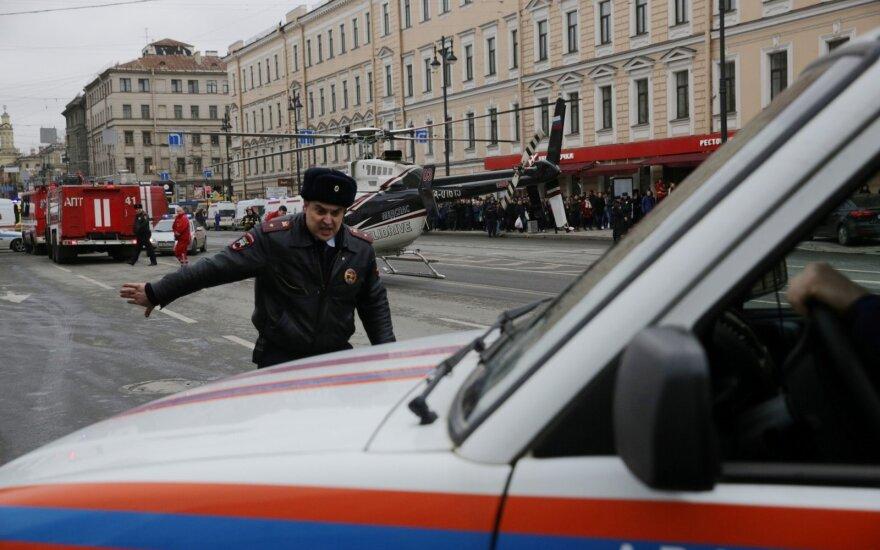 В Петербурге задержаны предполагаемые вербовщики ИГ