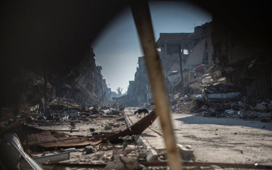 Названо число жертв российской операции в Сирии