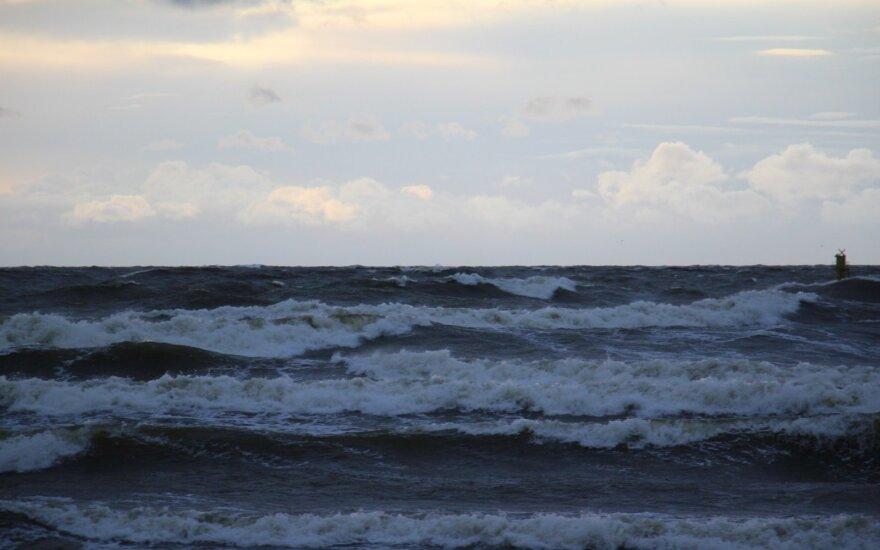 Литовские и американские военные проводят разведку дна Балтийского моря