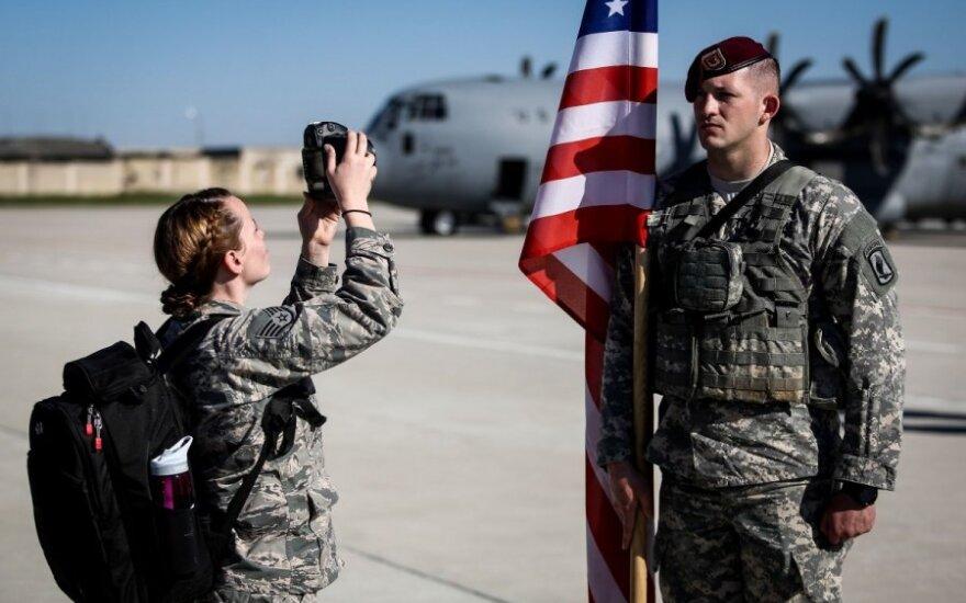 США разместят в Норвегии несколько сотен морских пехотинцев