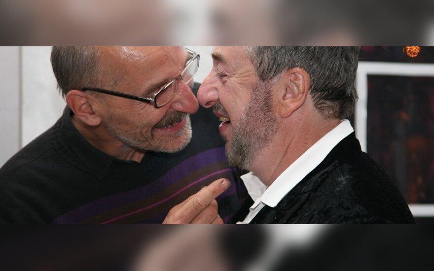 Актер и музыкант Петр Мамонов отмечает юбилей