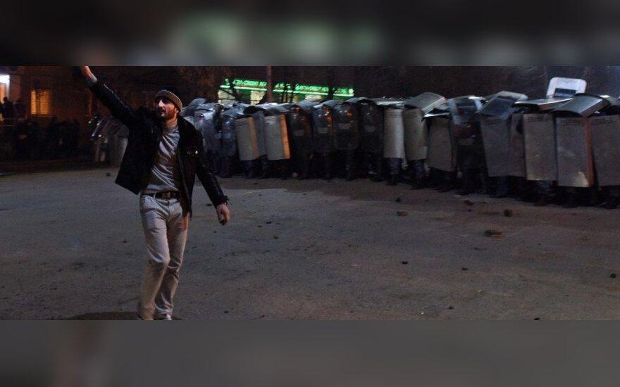 Армения: Гюмри в ожидании похорон седьмой жертвы бойни