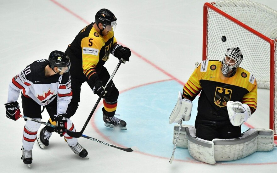 Известны полуфинальные пары Чемпионата мира по хоккею