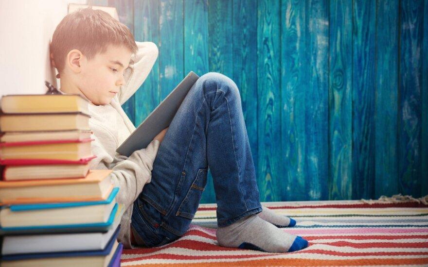 Исследование: навыки чтения у 15-летних жителей Литвы улучшаются