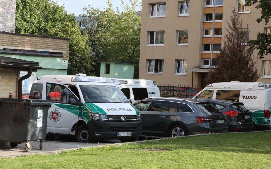 Начато расследование в связи с гибелью годовалого ребенка в Вильнюсе