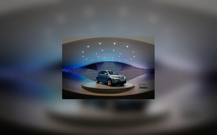 """""""Toyota Urban Cruiser"""" konceptinis modelis"""