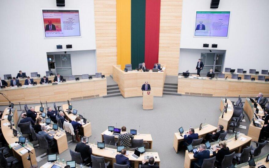 Правительство Литвы выразило соболезнования в связи с авиакатастрофой в России
