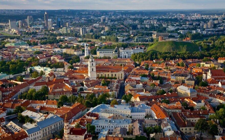 Россияне летом активно посещали Вильнюс