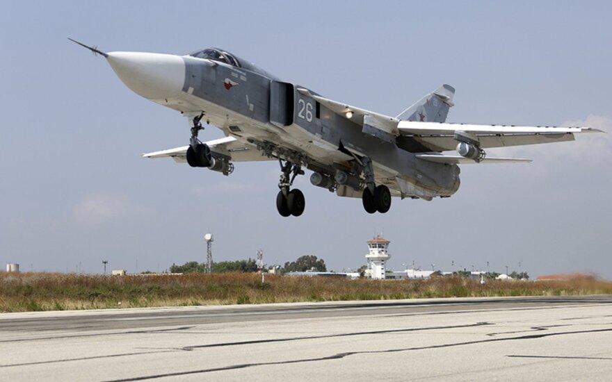 Премьер-министр Турции: лишь малая часть ударов авиации РФ попала по ИГИЛ