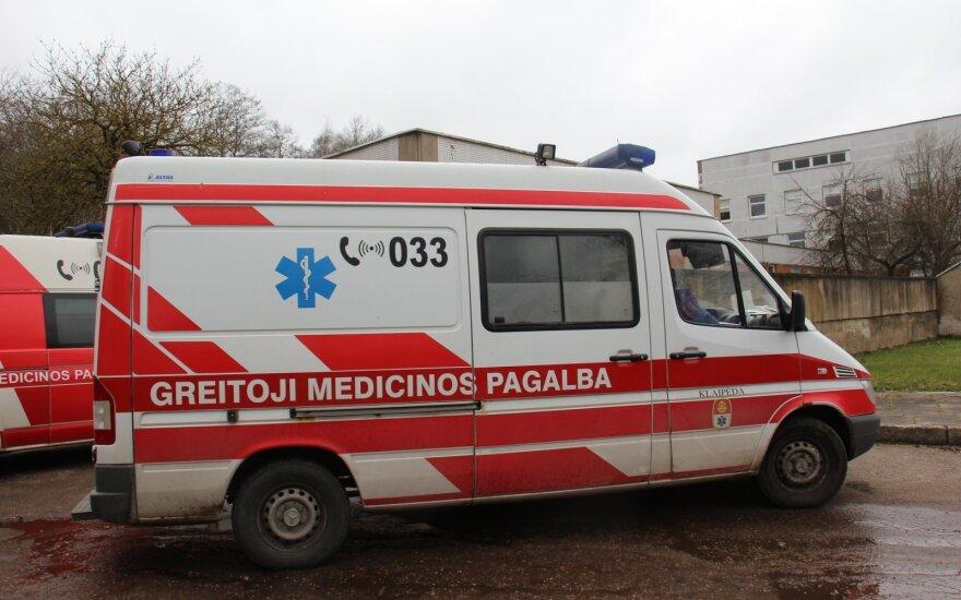 В больницу Клайпеды доставлен литовец с парома из Швеции, еще 9 ждут проверки