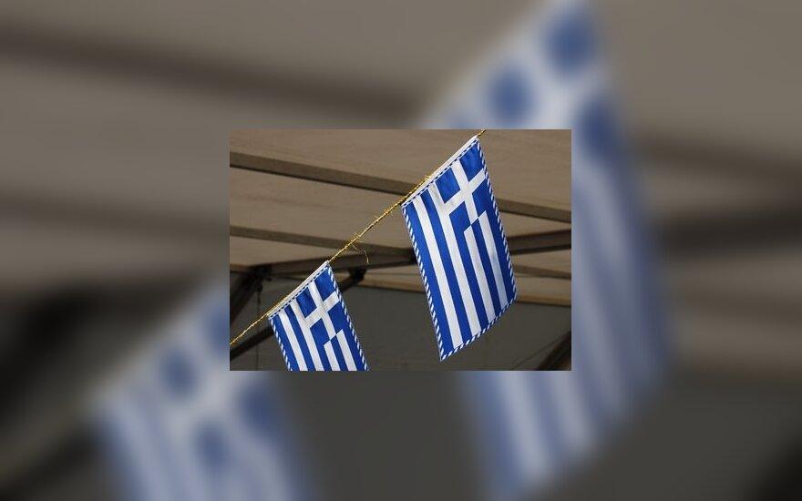 Graikijos vėliavos