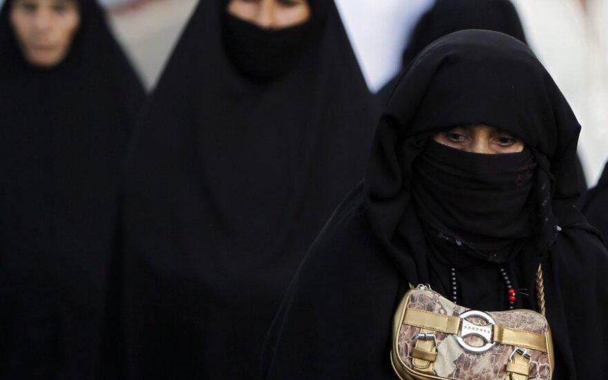 Musulmonų piligrimai pradeda hadžą