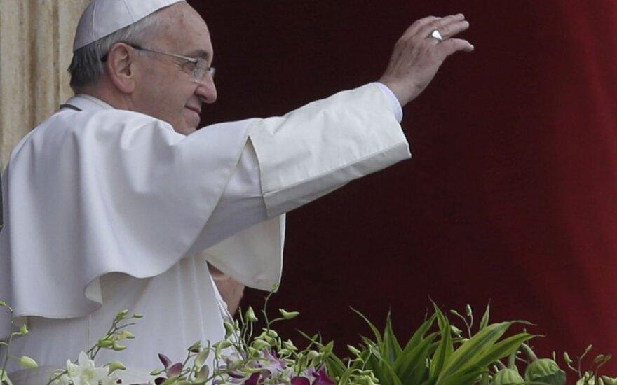 Спикер Сейма Литвы пригласила папу Франциска посетить Литву