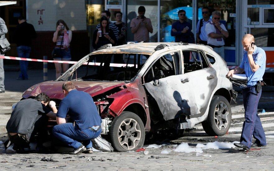 Zginął białoruski dziennikarz Paweł Szeremet
