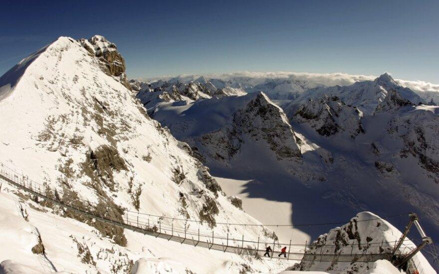 В итальянских Альпах разбились россияне, подтвердило консульство