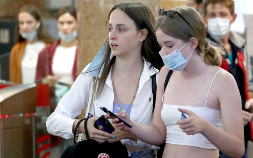 На 23 августа суточный прирост заболевших коронавирусом в России составил 4852