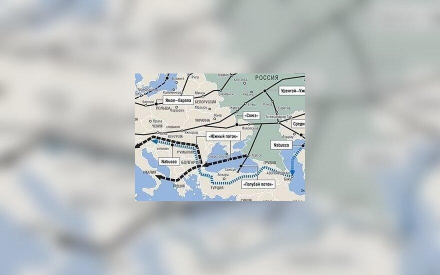 """""""Южный поток"""" не сможет работать в Европе, если не подчинится законам ЕС"""
