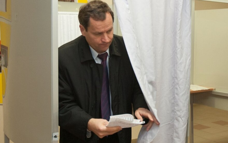 Томашевский: мы довольны результатами выборов