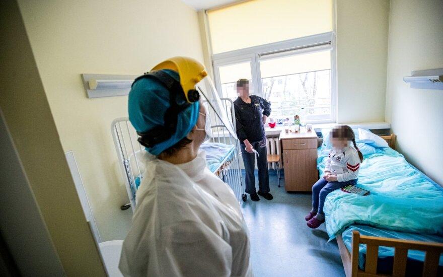 В Литве снова разрешили навещать пациентов в больницах, но есть ограничения