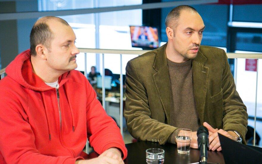 Eugenijus Titovas, Viktoras Denisenko