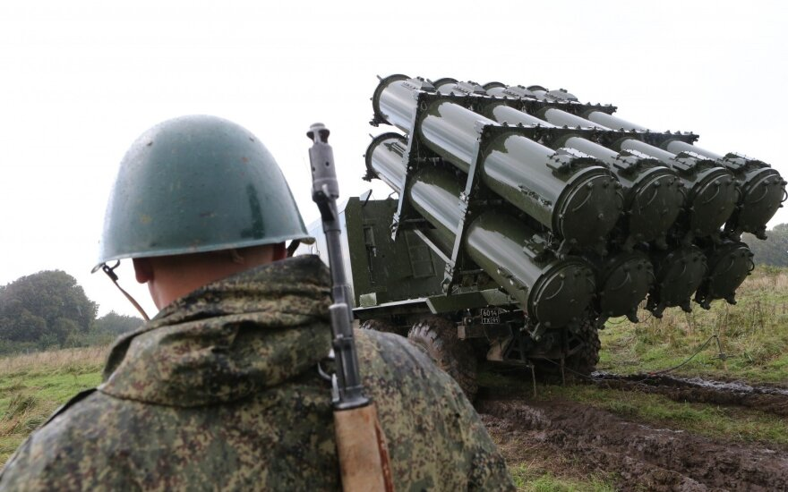На фоне учений НАТО в Грузии российские военные начали масштабные маневры в Абхазии