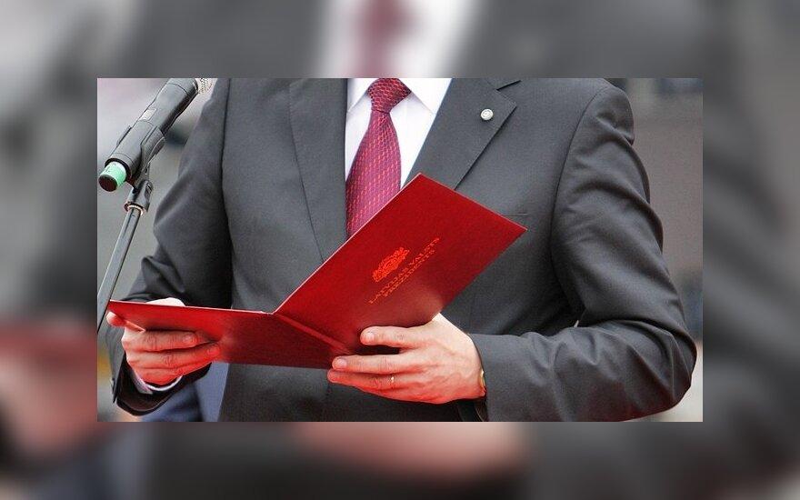 Литву с государственным визитом посетит президент Латвии