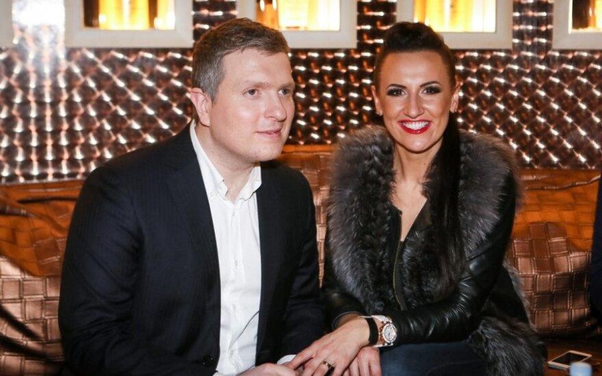 Deivydas Zvonkus oświadczył się Katarzynie Niemyćko. Zobacz pierścionek!!!