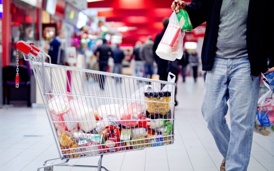 Во время благотворительной акции жители пожертвовали рекордное количество продуктов