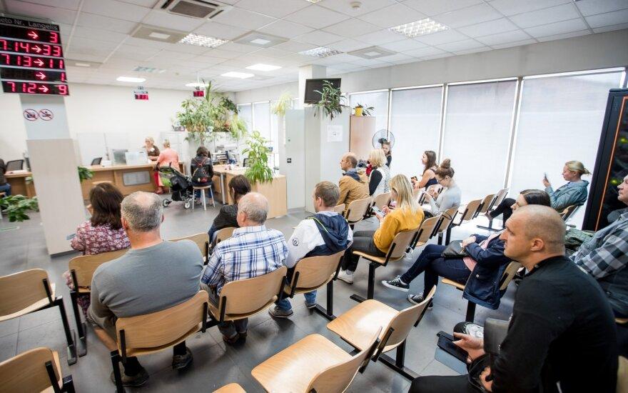 СМИ: Департамент миграции Литвы озабочен фиктивными электронными регистрациям