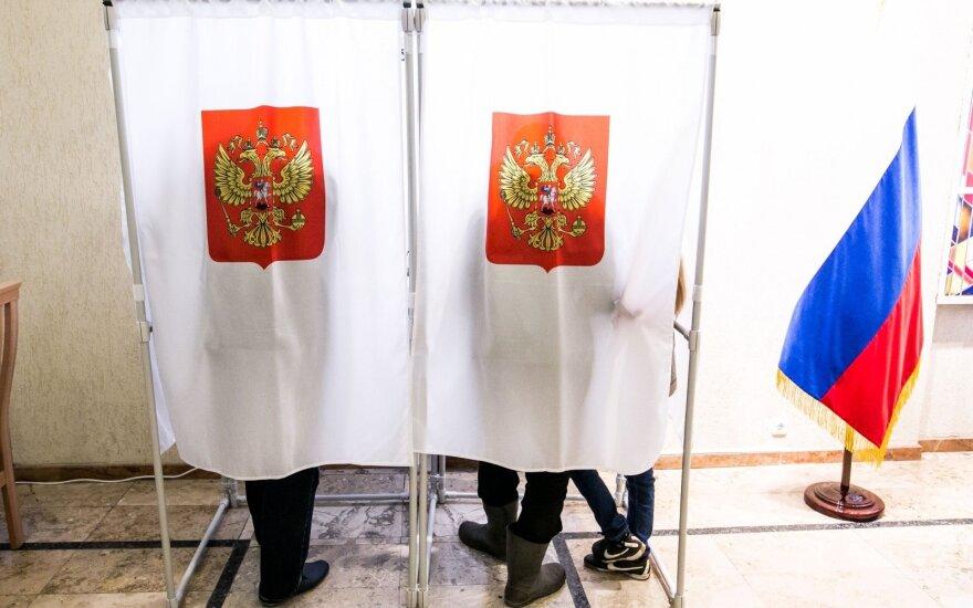 В Литве будет больше мест для голосования на выборах президента России