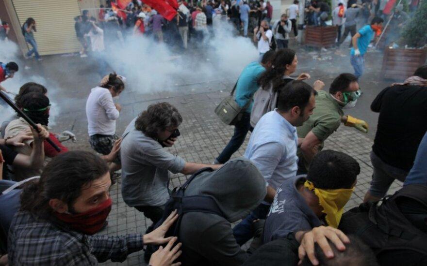 В Турции после затишья снова собираются демонстранты