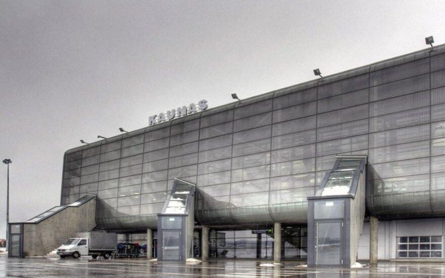 Aviabaltika будет строить в Каунасском аэропорту ангар для ремонта самолетов