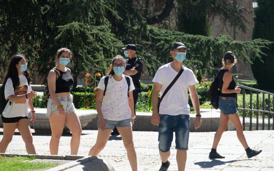 В Европе выявлены случаи повторного заражения коронавирусом