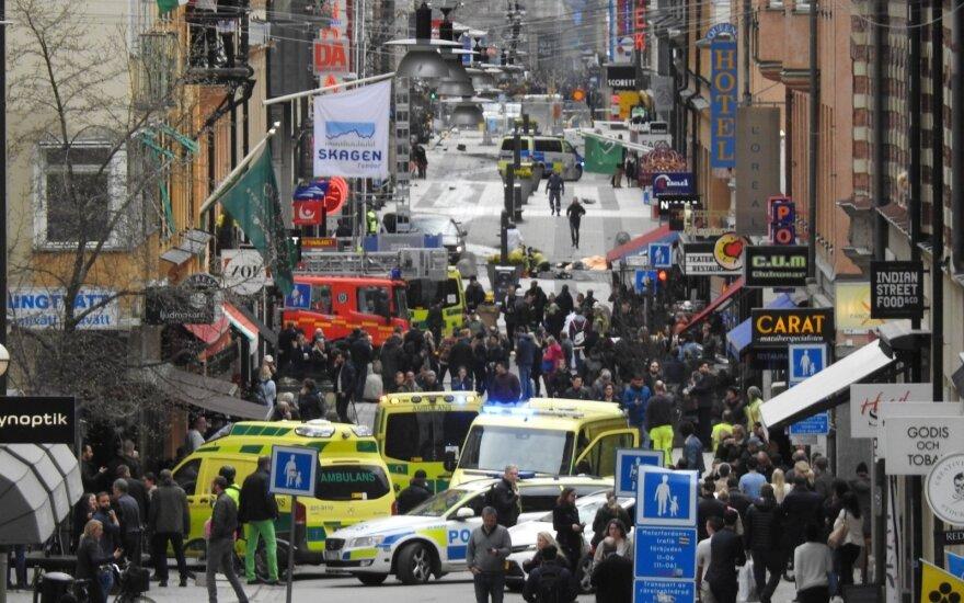 Задавивший пять человек в Стокгольме мужчина приговорен к пожизненному