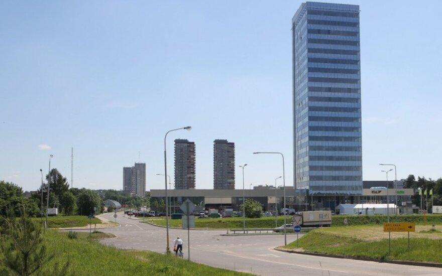 Открылся первый в своем роде бизнес-центр в Литве