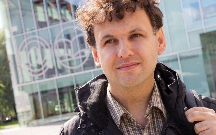 Карельский блогер просится на допрос в эстонскую прокуратуру