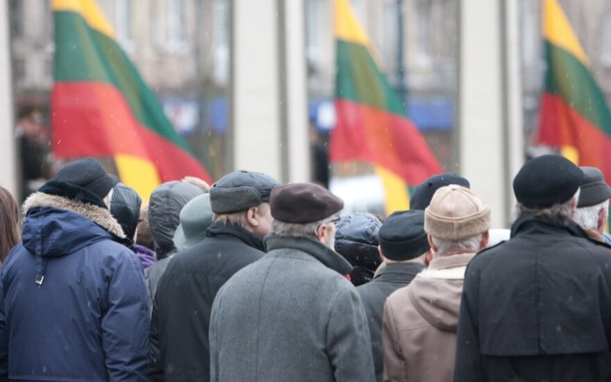 Литовцы – среди 6 наиболее оптимистически настроенных народов в ЕС