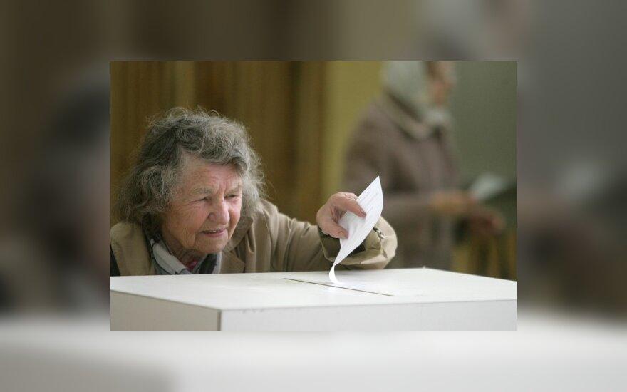 Низкая явка - угроза выборам в Европарламент