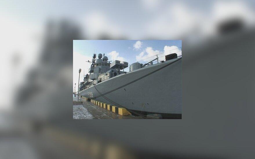 На Балтийском флоте повесился военнослужащий