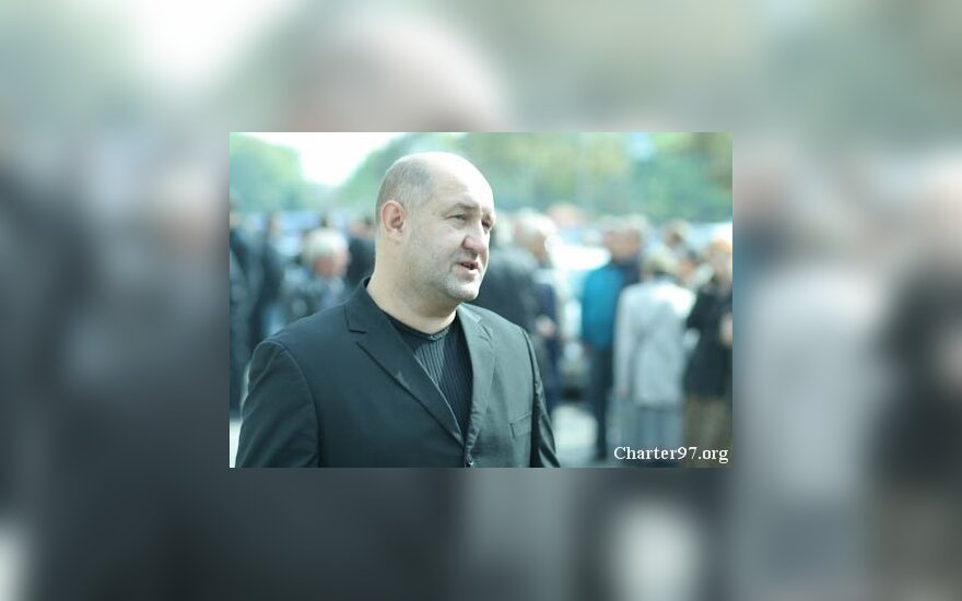 Мировое сообщество призывают поддержать Дмитрия Бондаренко