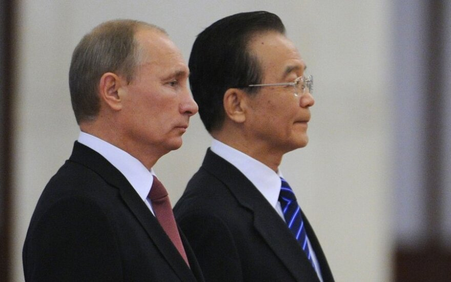 Путин: Россия и Китай близки к финалу переговоров о газе