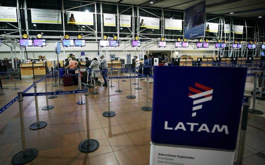 Santjago oro uostas