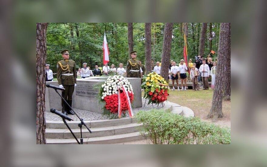 S. Dariaus ir S. Girėno  memorialas